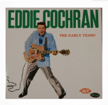 "LP  - ✦✦ EDDIE COCHRAN ✦✦ "" The Early Years """